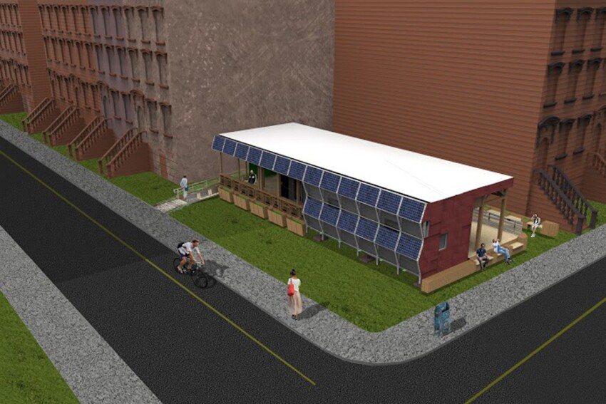 2015 Solar Decathlon: DURA Home