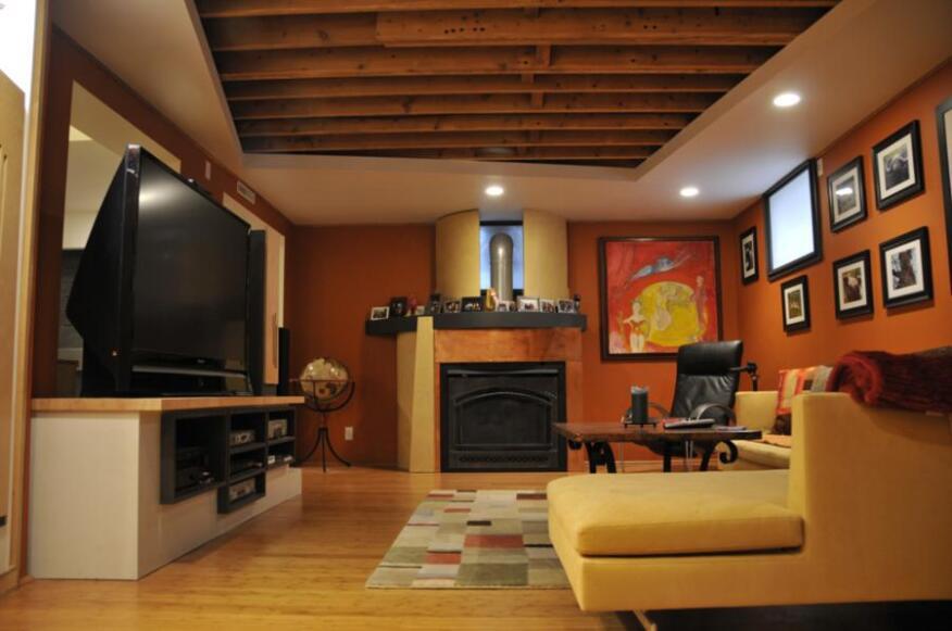 Basement design ideas remodeling basement design for Stylish best basement renovation ideas