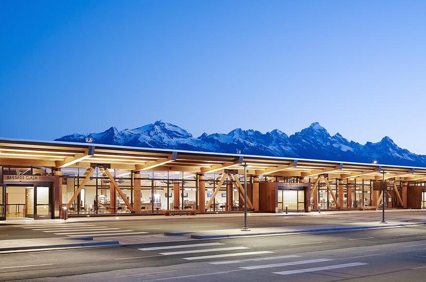jackson hole airport renovation expansion architect