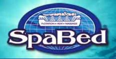 Spabed® Dry Hydro Massage System Logo