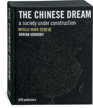 BOOK  Witness an aftereffect of the 2008 Olympics in Beijing: a curiosity, at home and abroad, about the guarded host country that is home to 20 percent of the world's population. A new book by Dutch publishers 010, The Chinese Dream: A Society Under Construction (by Neville Mars and Adrian Hornsby; €49.50; 010publishers.com) tackles China's growth in 784 pages and 1,800 images and infographics. The book is as dense as its subject and nearly as overstimulating but welcome in its candor.