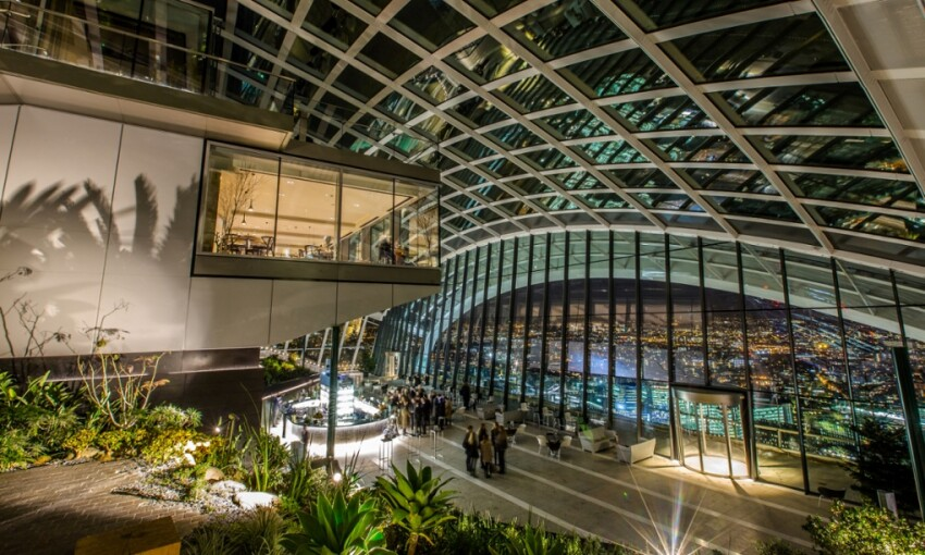 London's Sky Garden: The More You Pay, the Worse the View