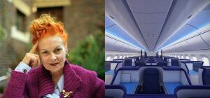 The design philosophy of Vivienne Westwood and the storage solutions on-board a Boeing 787-9 are both inspire Andy Wells, vice president of product design for MasterBrand cabinetry.