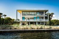 Modern Miami Villa is a Concrete Oasis