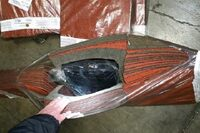 Drugs  Found in Shipment of Roofing Shingles