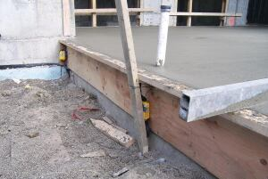 Maturity meters provide a simple way to determine concrete strength.