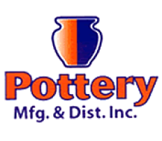 Pottery Mfg. & Distributing, Inc. Logo