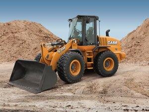 521F wheel loader