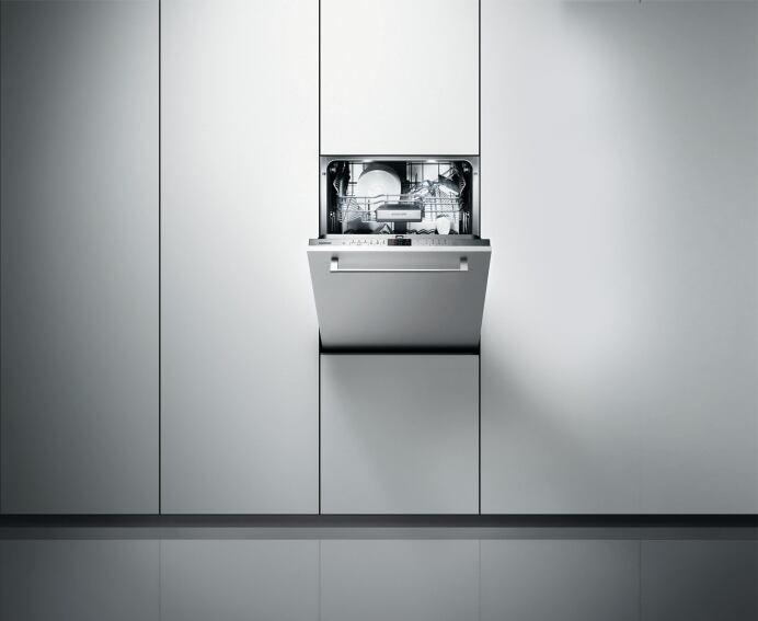 Gaggenau's DF 260/261 Power Dishwasher