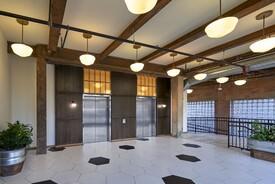 Wonder Bread Building Lobby