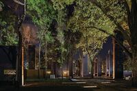 2014 AL Design Awards: Memorial to the Victims of Violence, Mexico City