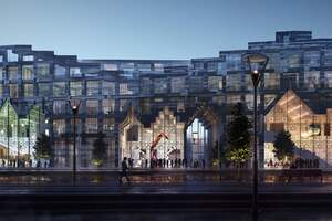 Mixed-Use House of Delft to Showcase Dutch City's Innovations, Potential