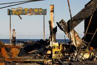 Sandy-Damaged Wiring Caused Boardwalk Fire
