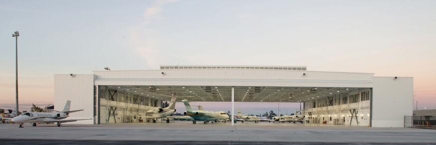 Opa – Locka Airport Hanger 102, Miami