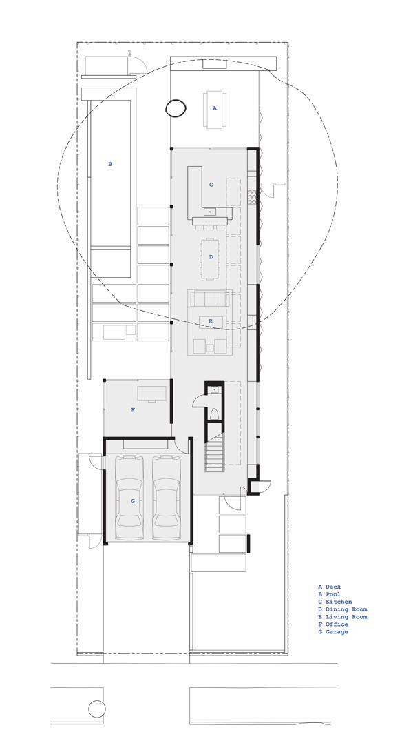 First-Floor Plan.
