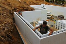 A New Angle on Insulating Concrete Forms