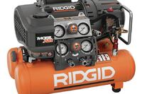 Ridgid Tri-Stack Compressor