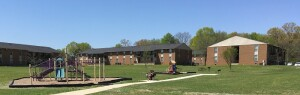 The renovation of the 35-year-old Imperial Garden Apartments, a 300-unit affordable family housing complex in Smyrna, Tenn., began in late 2015 and took about 12 months to complete, according to developer LHP Capital.