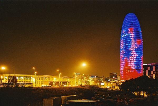 Torre Agbar.