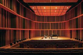 Mairs Concert Hall