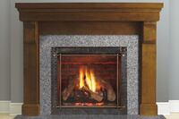 Efficient Fireplace