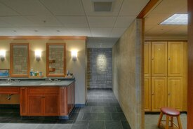 Chattanooga Golf and Country Club Men's Locker Room