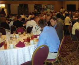 The 2006 Concrete Technology Forum on pervious concrete sold out, with more than 300 attendees.