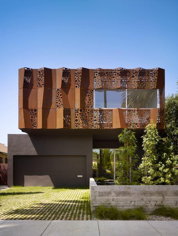 Walnut Residence, designed by Modal Design.