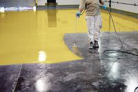 Breathable Epoxy, Urethane Coatings