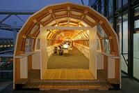 Shigeru Ban Architects Wins the 2014 Pritzker Prize