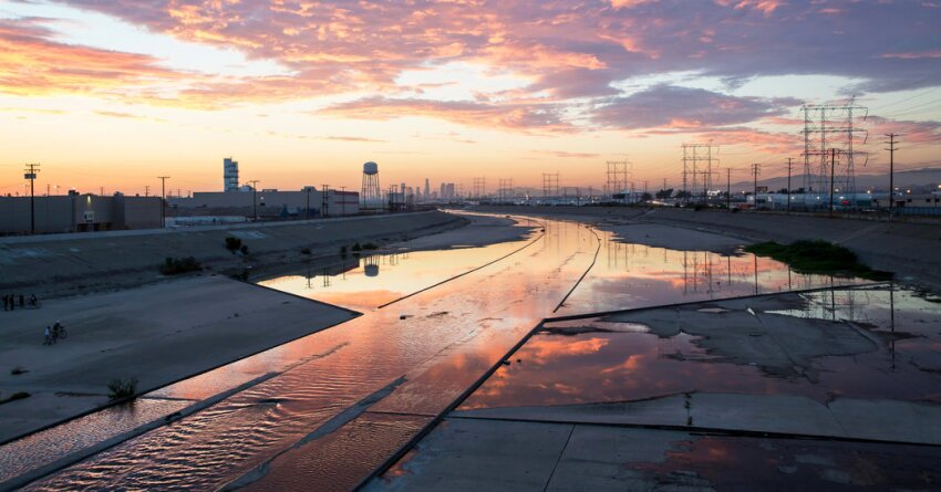 Frank Gehry Joins Los Angeles River Restoration Project