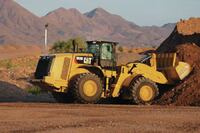 New M Series wheel loader