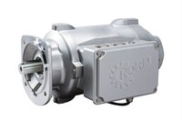 Two smooth surface motors from Nord Gear