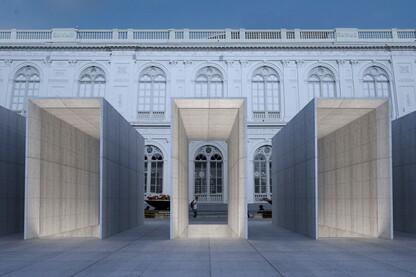 Lima Art Museum Contemporary Art Wing