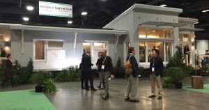 The Unity Home, a Greenbuild initiative.