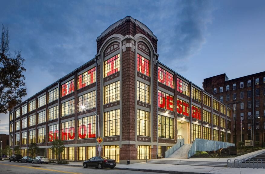 Baltimore Design School, Baltimore, Md., by Ziger/Snead Architects