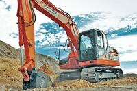 Doosan Infracore Construction Equipment America + DX140LC-3 excavator