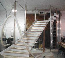 Backfill: Slipcover Stairs