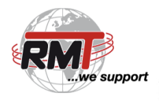 RehaMed (RMT) Int'l. Logo