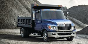 Navistar's Terra Staris is available in day cab, extended cab, and crew cab versions.
