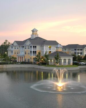 Going Strong: Physical occupancy for Mid-America Apartment Communities' 501-unit Lighthouse at Fleming Island in Jacksonville, Fla., increased 440 basis points from June 2008 to June 2009 (94.8% to 99.2%).