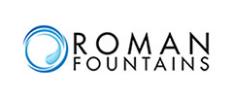 Roman Fountains Corp. Logo