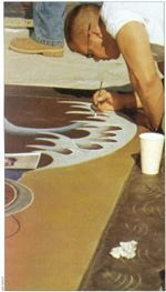 Water-based stains offer decorative concrete contractors a greatly expanded color palette, offering a new range of possibilities.