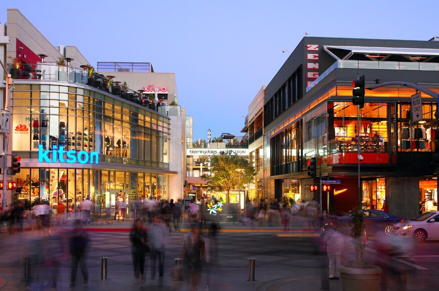 Santa Monica Place Architect Magazine The Jerde