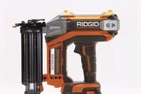 Best Overall: Ridgid R09890B Cordless Brad Nailer
