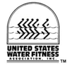 U.S. Water Fitness Assn./ Nat'l. Hdqrs. Logo