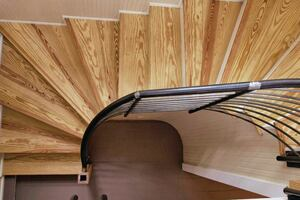 Tips for Building a Double Winder Stair