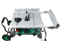 "Hitachi C10RJ 10"" Jobsite Table Saw"