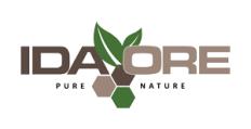 Ida-Ore Zeolite Logo