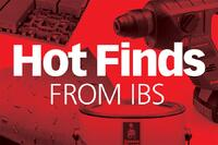 Hot Finds from IBS